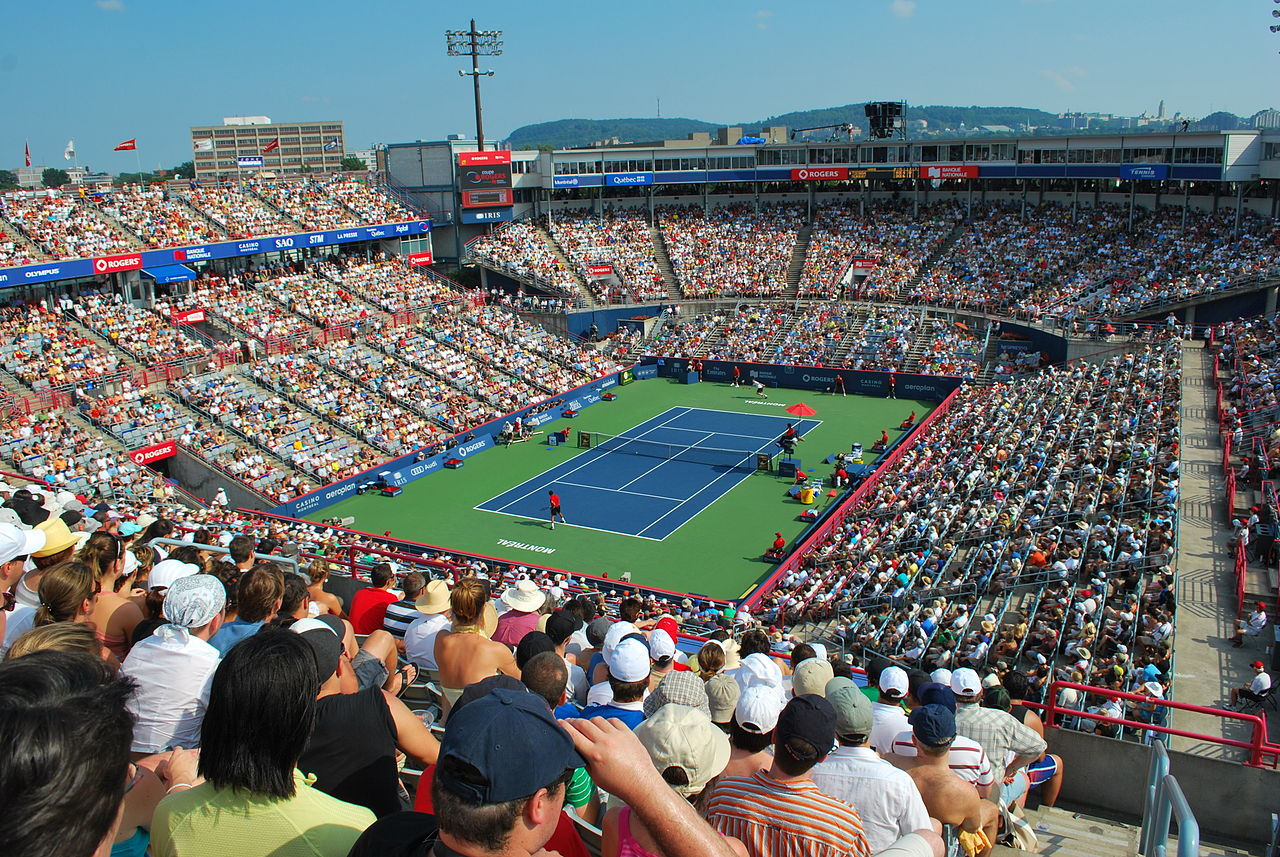 rogers cup