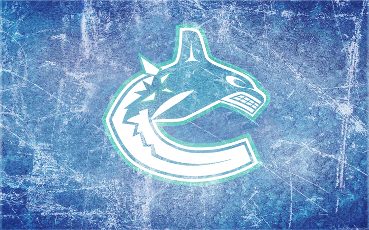 canucks ice