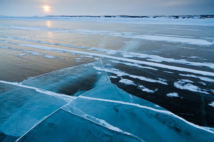 route de glace