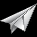 avion papier