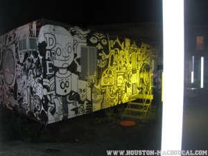 montréal graffiti session nocturne