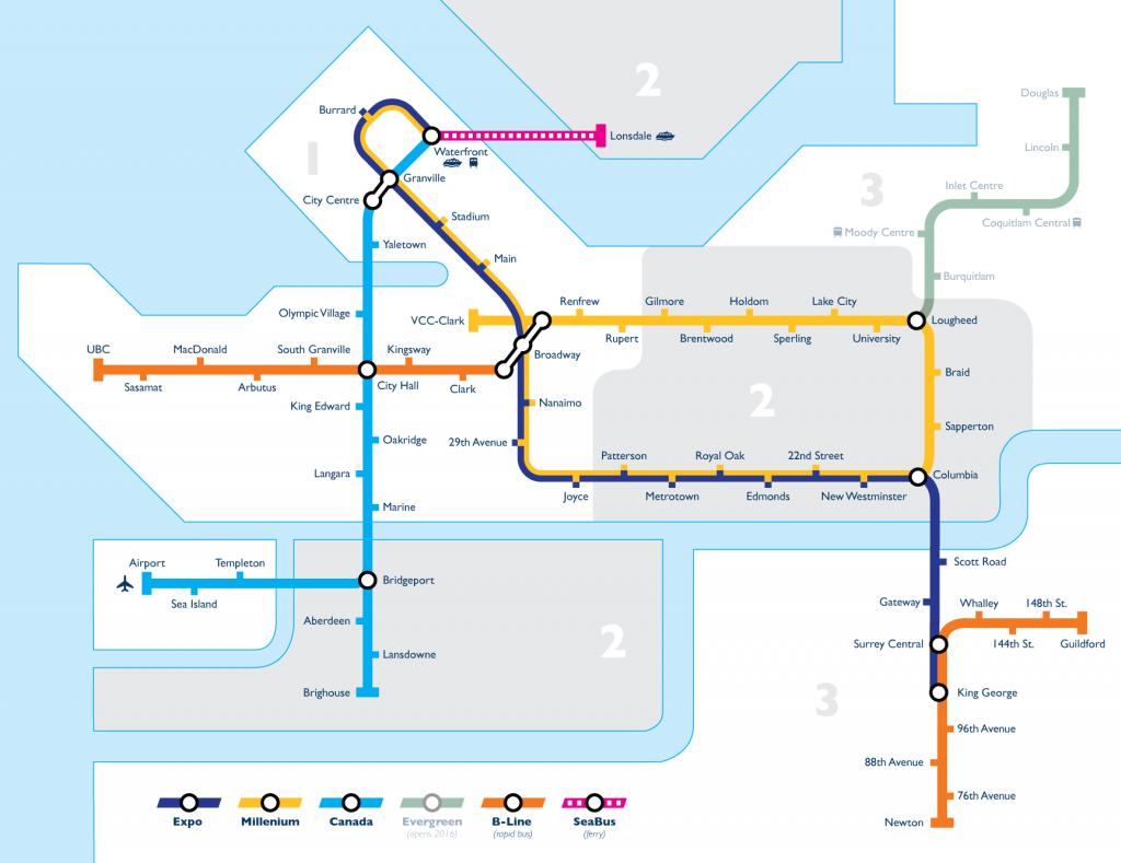 translink map
