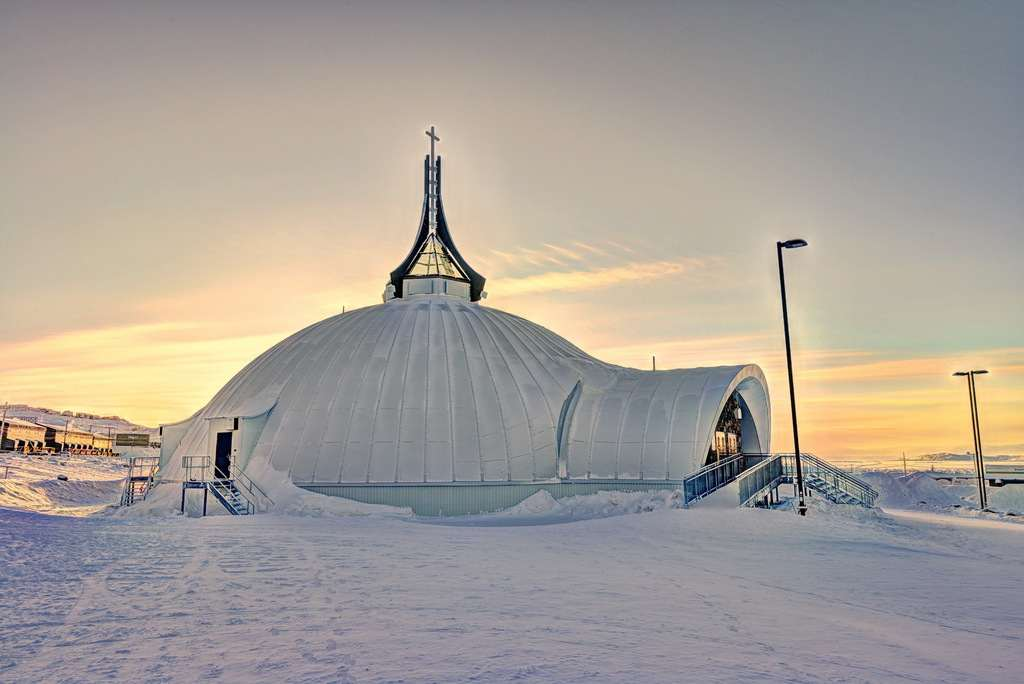 cathedrale igloo
