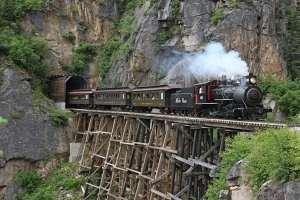 train yukon