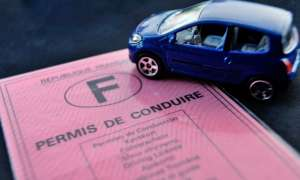 french driver licence