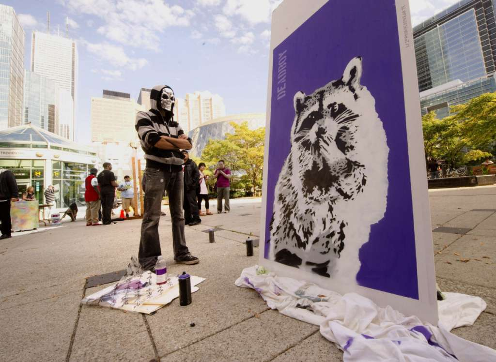 street art festival toronto