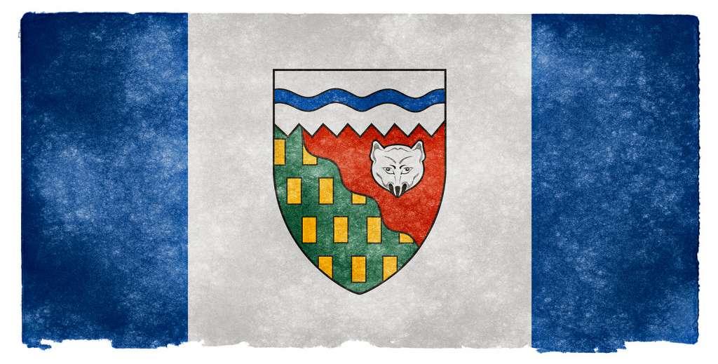 territoires du nord ouest drapeau