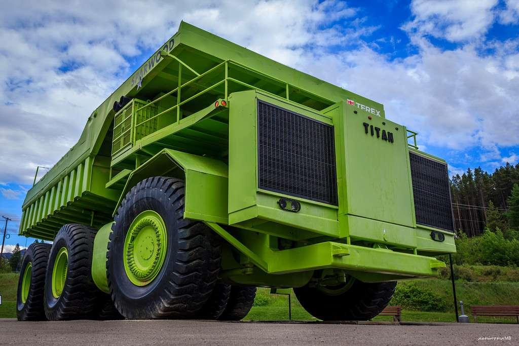 biggest truck