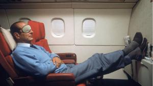 confort avion