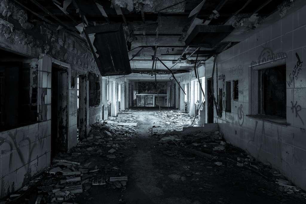 haunting prison