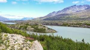 lake klondike highway