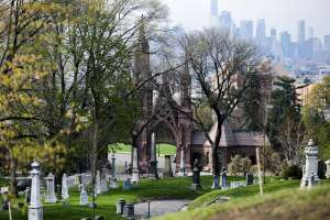 cimetière new york