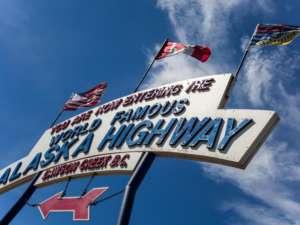 alaska highway mile 0