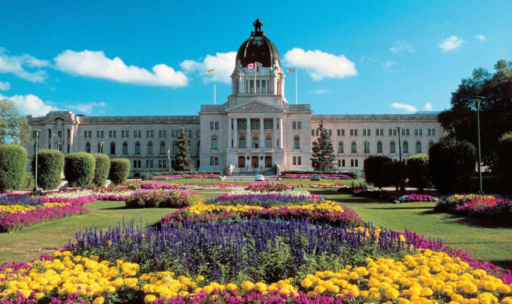 parlement saskatchewan
